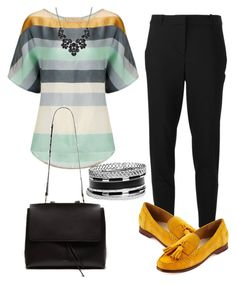 """""""casual meeting"""" by freshdee on Polyvore featuring MICHAEL Michael Kors, Cole Haan and GUESS"""