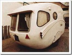 """""""This Willerby was built by Willerby Caravan Co Ltd in 1957. It's length is 14' 7"""" and 6' 10"""" wide with headroom of 6' 4"""". Willerby manufactured 115 of these trailers over 2 years and they didn't sell well."""
