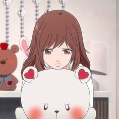 Futaba Yoshioka, Futaba Y Kou, Real Anime, I Love Anime, Anime Zone, Ao Haru Ride Kou, Tanaka Kou, Anime Characters List, B The Beginning