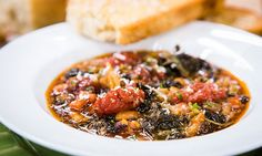 """Home & Family - Recipes - Fabio Viviani's """"Whatever Is Available Soup"""" 