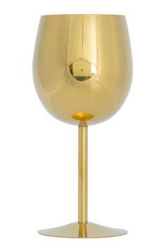 Metaliczny Kieliszek Do Wina 350ml Zloty Gold Hit 6929283999 Oficjalne Archiwum Allegro Gold Zloty Lamp