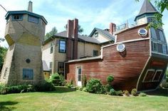Forget the Widow's Walk, This Cape Cod House is a Ship - That's Rather Strange - Curbed National