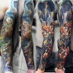 """⭐ Hashtag #tattooistartmag pick of the day #Artist: Valentina Raibova Location: #Russia Artist's #IG: @val_tatboo .  #tattooistartmag #magazine #tattoo #tattoos #art #artist #tatuaje #tatouage #tatuaggio #tatuagem #tatuagens #ig #inspiration #modernart #painting #drawing #love #ig"" Photo taken by @tattooistartmag on Instagram, pinned via the InstaPin iOS App! http://www.instapinapp.com (09/18/2015)"