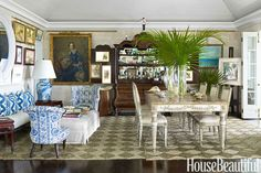 Light and Airy Bahamas House - Amanda Lindroth Bahamas House - House Beautiful