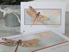 Kupfer meets Libellen