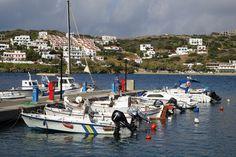 #Batsi Port, #Andros_Greece.