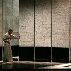 Yo también quiero un profeta (2004) Escenografía Jorge Ballina