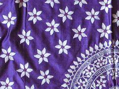 vintage kathi embroidery on gajji silk from Surat