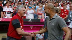 (Video) El Manchester City de Josep Guardiola debutó con una derrota ante el Bayern Múnich