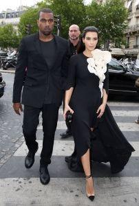 Kim Kardashian's Best Looks of 2012