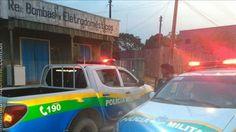 Trabalhador é morto com tiro na cabeça em frente do filho de 5 anos