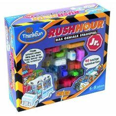 Thinkfun 55040 - Rush Hour Junior - haben wir und finden es klasse
