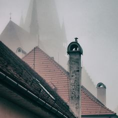 'roofs and chimneys' on Picfair.com