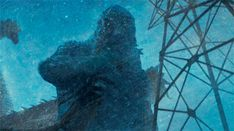 Godzilla: King of the Monsters Godzilla Vs King Ghidorah, King Kong Vs Godzilla, Godzilla Comics, Venom Comics, Godzilla Wallpaper, Skull Island, Hero Academia Characters, Jurassic Park, God Of War