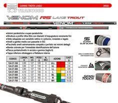 Canna Trota Lago Tremarella Trabucco Venom 4-10 gr - EUR 52.00