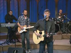 "Paul Baloche ""Our God Saves"" & Interview"