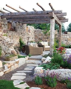Perfect Pergola Designs Ideas
