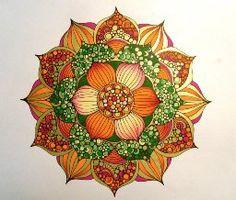 Malen für die Seele Mandala: Art Activity gegen Stress: Amazon.de: Valentina Harper: Bücher