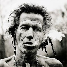 Keith Richards, a medical miracle