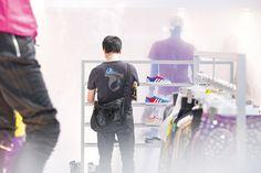 Mist Design  Adidas Originals | D'art Design Gruppe | Bread & Butter 2010 | Berlin, Germany | 394 sqm