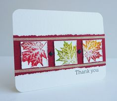 Maple Leaves 4 by Stampin Sue, via Flickr