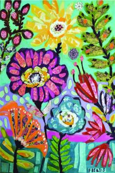 Beautiful Bohemian Nursery Art