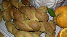 Αγιορείτικα κουλουράκια νηστίσιμα - 43 Pretzel Bites, Sausage, Bread, Desserts, Foods, Cookies, Tailgate Desserts, Food Food, Crack Crackers