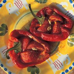 Italian piedmont roasted peppers version1