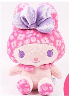 Liz Lisa x My Melody mascot plush  Limited from JAPAN kawaii 2014 Rare