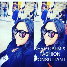 KEEP CAlM & FASHION CONSULTANT  #myself #jessicamichelagnolifashionconsultant #fashionista #clicklikeinmyfacebookpage #fashionpost #fashionstylist #fashionblogger