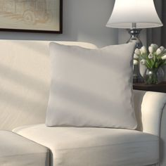 Charlton Home Bergfield Solid Throw Pillow Color: Princess Lavender Modern Throw Pillows, Floral Throw Pillows, Throw Pillow Sets, Outdoor Throw Pillows, Decorative Throw Pillows, Down Pillows, Floor Pillows, Bed Pillows, Pillow Fabric