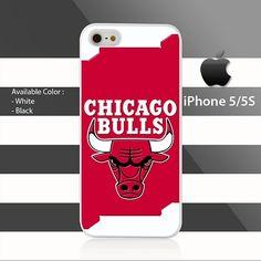 Chicago Bulls Elegant iPhone 5 5s Case Cover