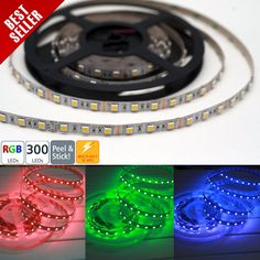 NFLS-xRGB300X series High Power RGB LED Flexible Light Strips