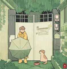 Illustration shared by tomatoro on We Heart It
