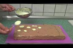 Milka-Tender-Kuchen - Rezept