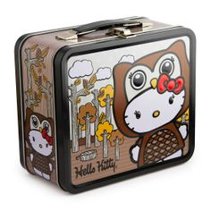 9ba53d44c0 Hello Kitty Owl Lunchbox - Lunch Boxes - Accessories Hello Kitty Purse