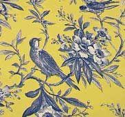 English Garden Shabby Chic Style French Country Linen Fabric - French french country fabrics