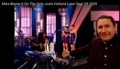 Mika on Later... with Jools Holland