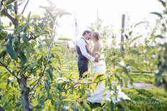 Wedding at The Pavilion at Orchard Ridge Farms
