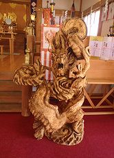Chainsaw Art 木霊 | Gallery3