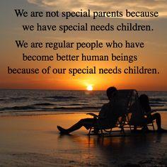 Special Needs Parents Special Needs Quotes, Special Needs Mom, Special Needs Kids, Down Syndrome Awareness, Autism Awareness, Disability Awareness, Disability Quotes, Angelman Syndrome, Rett Syndrome