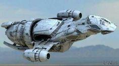Serenity Ship, Serenity Movie, Firefly Serenity, Spaceship Art, Spaceship Design, Spaceship Concept, Firefly Ship, Firefly Art, Sci Fi Movies