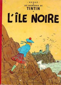 Tintin Covers