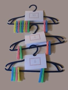 numbers, coat hangers and pegs Preschool Prep, Kindergarten Math Activities, Numbers Preschool, Math Games, Teaching Math, Activities For Kids, Math Lesson Plans, Math Lessons, Math Lab