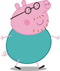 Cartoon Characters: Newer Peppa Pig pictures Peppa Pig Pictures, Peppa Pig Images, Papa Pig, Peppa Pig Personajes, Peppa Pig Familie, Peppa Pig Drawing, Peppa Pig Wallpaper, Peppa E George, Pig Png