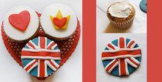 Royal cupcakes #recipe