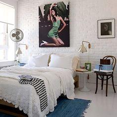 Дизайн маленькой спальни: 15 фото идей