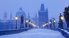 Image result for prague winter weather