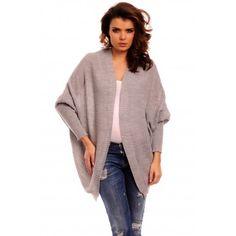 szary sweter na Feegle