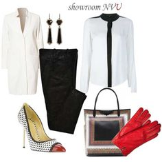 Office look from NVU showroom